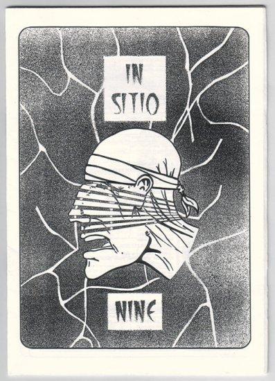 IN SITIO #9 Dutch mini-comic zine 1998