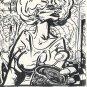 THE GIRL FROM MARS mini-comic MARC ARSENAULT 1990 comix