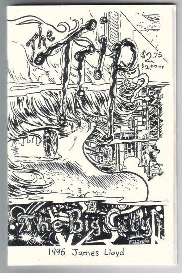 THE TRIP #2 mini-comic JAMES LLOYD 1996