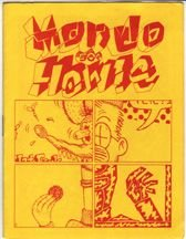 MONDO HOWIE mini-comic GAITHER Roden WAYNO Foster 1987 *SALE 40% off