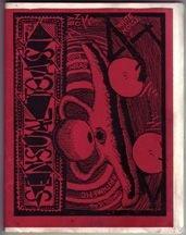 SENSUAL TOAST mini-comic GARY PANTER Sunshine ION 1986 *SALE 40% off