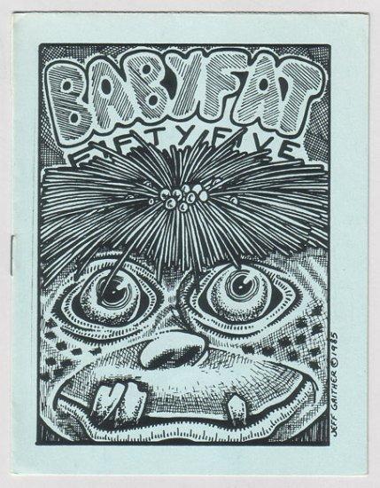 BABYFAT #55 Brad Foster JEFF GAITHER Bob Vojtko 1986