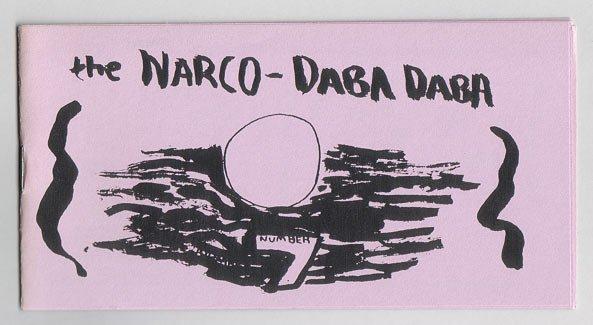 NARCO - DABA DABA #7 mini-comic JON LEWIS
