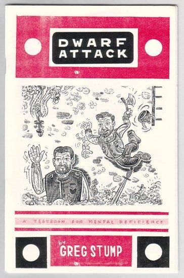 DWARF ATTACK mini-comic GREG STUMP 1997