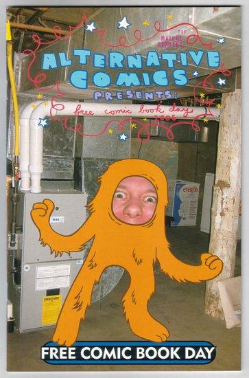 ALTERNATIVE COMICS James Kochalka DEAN HASPIEL David Lasky FCBD 2005