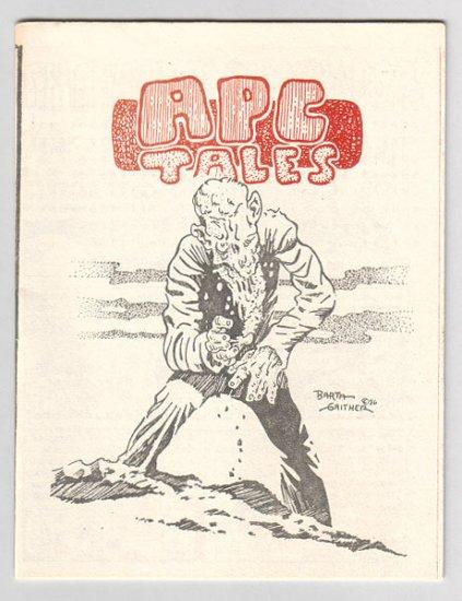 APC TALES mini-comic SAM HENDERSON Brad Foster EDWARD BOLMAN 1986