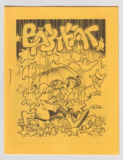 BABYFAT #21 mini-comix HOWARD CRUSE Par Holman JIM RYAN 1981