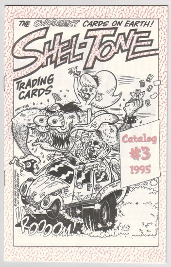 SHEL-TONE CATALOG #3 Gary Fields GEORGE ERLING 1995