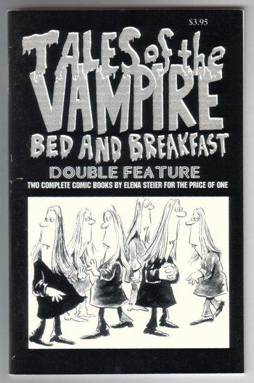 TALES OF THE VAMPIRE mini-comic ELENA STEIER 2000