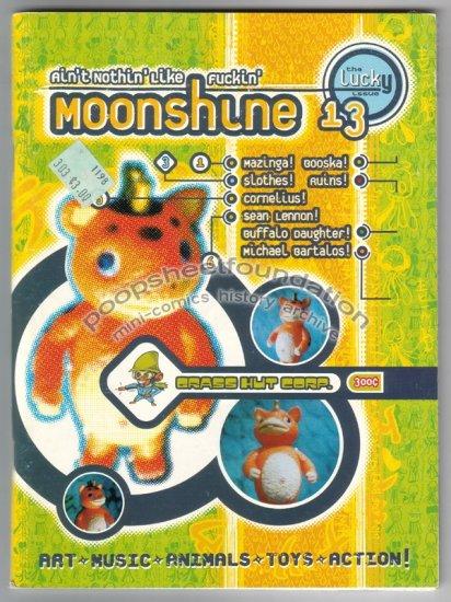 AIN'T NOTHIN' LIKE MOONSHINE #13 comix BWANA SPOONS Craig Thompson 1998