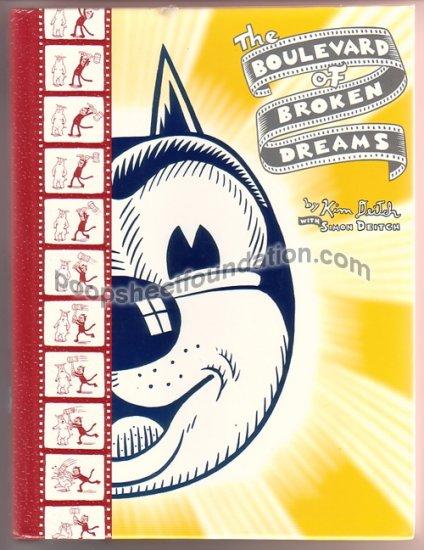 BOULEVARD OF BROKEN DREAMS comix KIM DEITCH 2002 HC