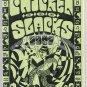 CHICKEN SLACKS #2 mini comix MARY FLEENER Roy Tompkins DENNIS WORDEN signed 1988