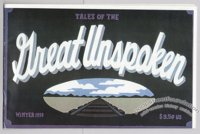 TALES OF THE GREAT UNSPOKEN preview copy AARON AUGENBLICK 1999