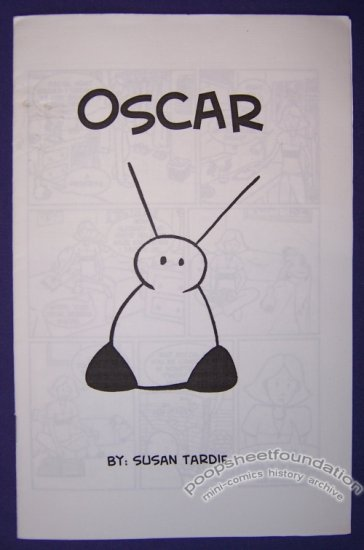 OSCAR mini-comic SUSAN TARDIF minicomic