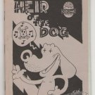 HEIR OF THE DOG underground comix WILLIS Wayno GAITHER Bolman FEAZELL mini 1987