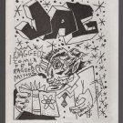 JAG underground comix MIKE HILL mini-comic newave minicomix small press 1984