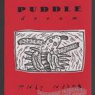PUDDLE DREAM mini-comic ANDY NUKES zine 1998