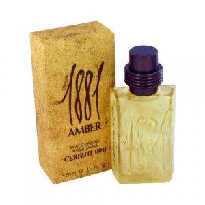 1881 Amber by Nino Cettuti 50 ml 1.7 oz NIB