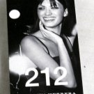 212 Perfume by Carolina Herrera 2 ml 0.06 oz (Stocking Stuffer)