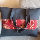 Handmade Armenian Tote Bag, Shoulder Handbag, Ethnic Bag, Laptop Bag