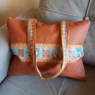 Handmade Armenian Yerevan Tote Bag, Shoulder Handbag, Ethnic Bag, Laptop Bag