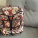 Handmade Armenian Backpack Bag, Backpack Bag, Ethnic Bag
