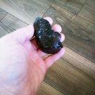 Raw Black Obsidian, Rough Obsidian, Natural Stones, Gemstone, Healing Stones, Chakra 136gr