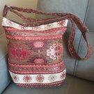 Handmade Shoulder Bag, Armenian Handbag, Ethnic Bag, Cross Body Bag, Carpet Bag