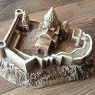 Miniature Monastery of Tatev, Models of Famous Monastery, Replica, Armenian Monastery