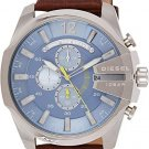 Diesel Mega Chief Men's Watch Chronograph DZ4281,New with Tags 2 Years Warranty
