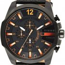 Diesel Mega Chief Men's Watch Chronograph DZ4291,New with Tags 2 Years Warranty