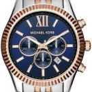 Michael Kors Lexington Men's Watch MK8412 New with Tags 2 Years Warranty