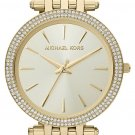 Michael Kors Darci Ladies Watch MK3191 Gold New with Tags 2 Years Warranty