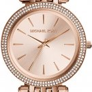 Michael Kors Darci Ladies Watch MK3192 Rose Gold New with Tags 2 Years Warranty
