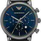 Emporio Armani AR1979 Luigi Mesh Men's Wristwatch,New with Tags 2 Years Warranty