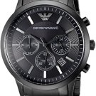 Emporio Armani AR2453 Men's Watch Chronograph, New with Tags 2 Years Warranty