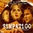 SIMPATICO Nick Nolte Jeff Bridges Sharon Stone Catherine Keener R2 DVD