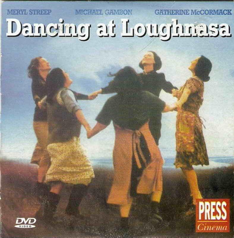 DANCING AT LUGHNASA Meryl Streep Michael Gambon Catherine McCormack R2 DVD