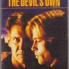 THE DEVIL'S OWN Harrison Ford Brad Pitt Margaret Colin Ruben Blades 1997 R2 DVD