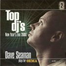 Dave Seaman TOP DJ New Year's Eve 2008 12 tracks CD
