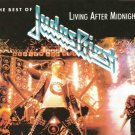 JUDAS PRIEST Living After Midnight The Best Of 18 tracks CD