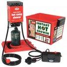 Hot Tap On-Demand Hot Shower #6185