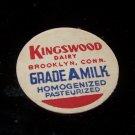 dairy  vintage milk cap