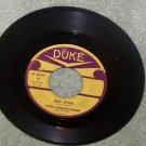 45 rpm record   little junior parker