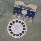 toys  vintage 50's viewmaster reel
