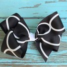 Black & White Bow