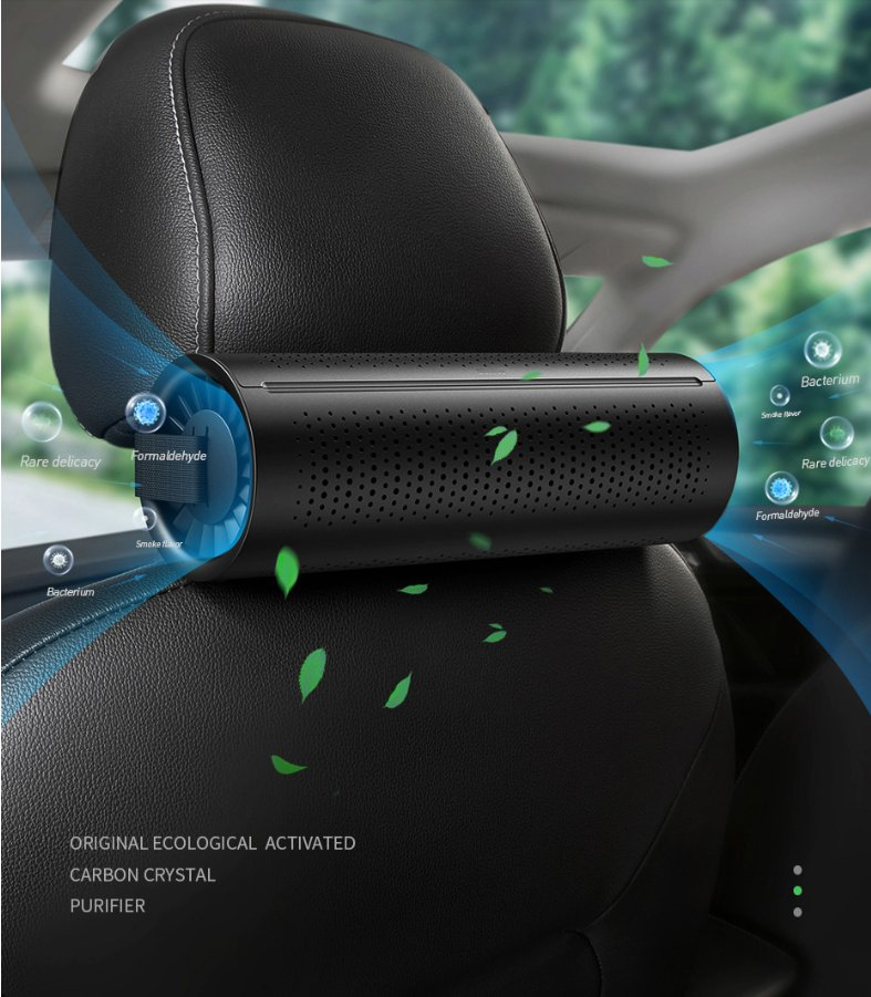 Original Ecological Carbon Package Car Air Purifier