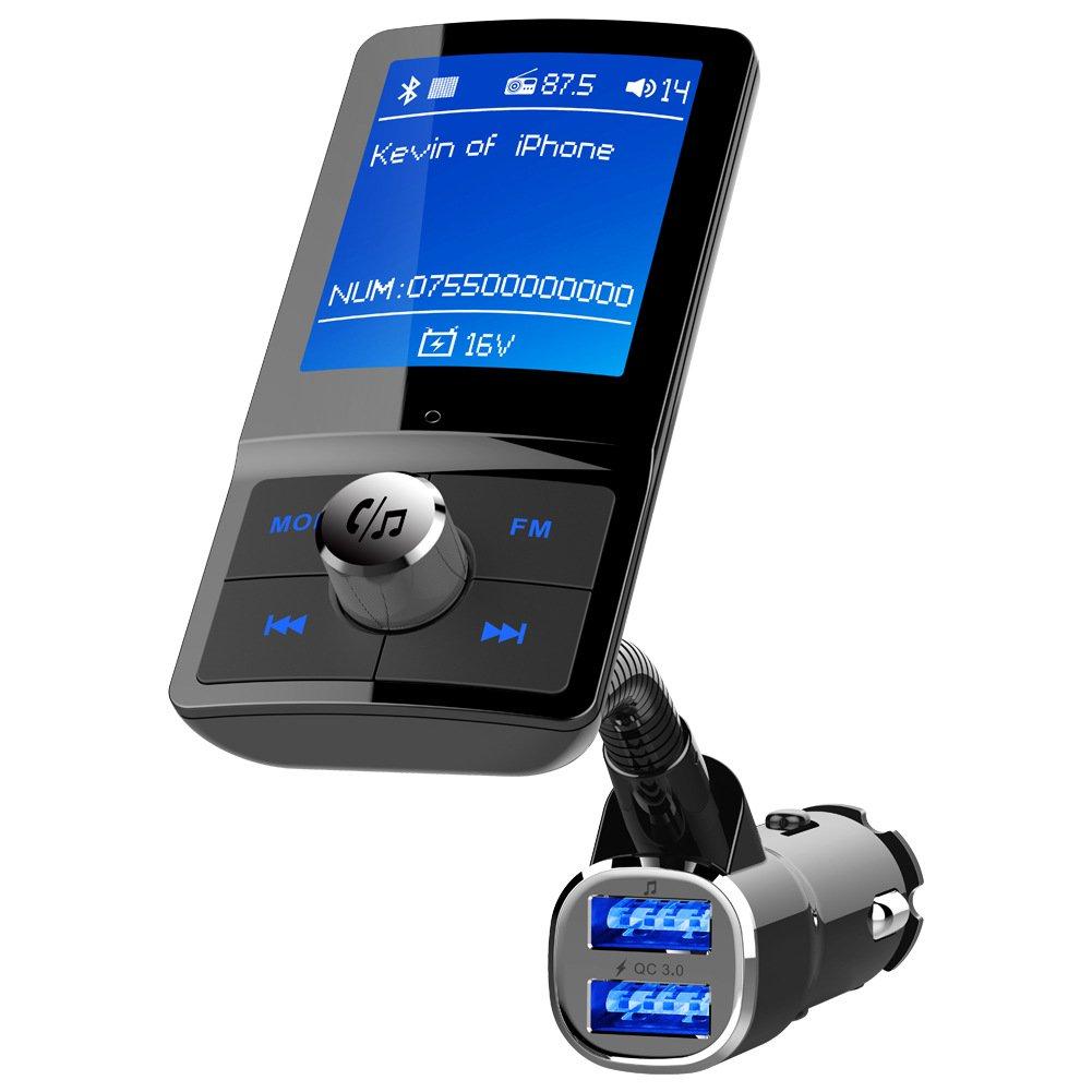 Car speakerphone