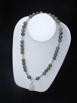 Ebony & Ivory | Necklace
