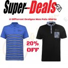 Perfect deal of poloshirts